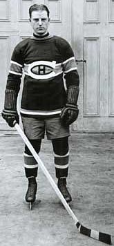 Aurele Joliat would lead all NHL goal scorers in 1924-25 with 29 goals.