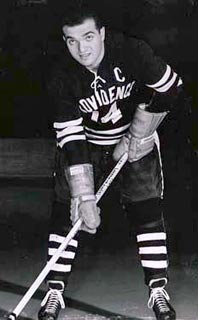 Lamoriello attended Providence College and captained both the hockey and baseball teams.