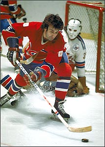 Lapointe Contributed 662 Points During His 884 Nhl Games