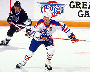 Following the trade which sent Wayne Gretzky to Los Angeles in 1988 4ec97e941