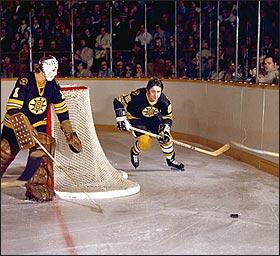 the best attitude 1daa9 65f36 Legends of Hockey - Spotlight - One on One with Brad Park