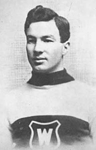 Art Ross helped the Montreal Wanderers capture the Stanley Cup in 1908.