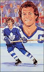 Legends Of Hockey Spotlight One On One With Darryl Sittler