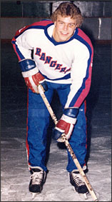 Scott Stevens Played His Junior Hockey With The Kitchener
