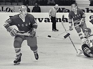 Legends of Hockey - Spotlight - Soviet Union - 1963-1971 World ...
