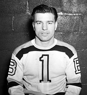 Between 1924 and 1954, Art Ross served as either coach or general manager of the Boston Bruins.