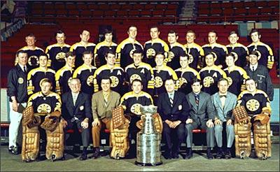 1972 Bruins, Stanley Cup Winners - RichardHowe.com Bruins Roster 1972