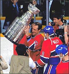 100% authentic 3af0e 24f6e Legends of Hockey - Spotlight - Bob Gainey - The Pinnacle