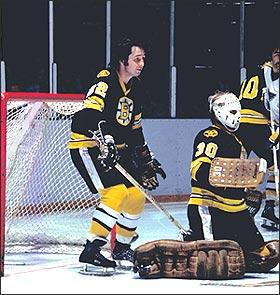 huge discount 865ae 585b9 Legends of Hockey - Spotlight - Brad Park - The Pinnacle