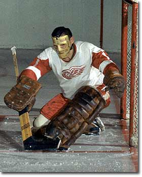 Legends Of Hockey Spotlight One On One With Terry Sawchuk