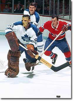 The Maple Leafs plucked Sawchuk from Detroit in the 1964 Intra-League Draft.