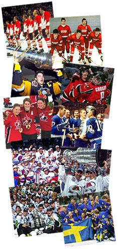 Legendary Hockey Teams