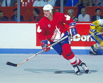 huge selection of 08ea3 579f2 Legends of Hockey - Spotlight - Team Canada - 1987 Canada Cup
