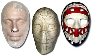 The Three Stages Of Ken Dryden S Famed Goal Mask