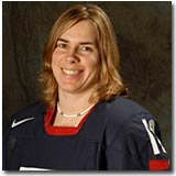 Jenny Potter is one of the best known members of the U.S. National Team