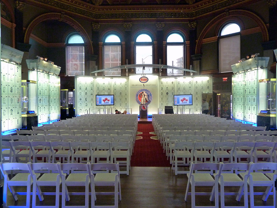 Hockey Hall Of Fame Special Events